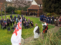 HMS Lapwing Remembrance Service.