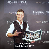 Andy Griffin Book Launch