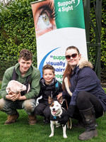Support4Sight Charity Dog Walk.